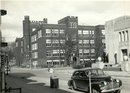 Old Ithaca High circa early 1950s. Courtesy of Don Darling