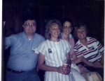 Alan Westfall, Dolores Peete, Carol Worthen, and Sally Yengo