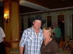 John Michael Montgomery and his number one fan, Phyllis McLaren Sommerman