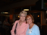 Alice Caldwell Davis and Marilyn Trapp Buckmaster