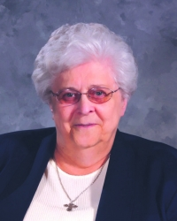 Sister Raymond Mary, 8th Grade teacher 1955-1956