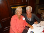 Gloria 'Gigi' Greenwood Ceruti, Mary Lee Hagin Banfield
