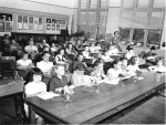 Inlet Valley classroom circa 1950       Inlet Valley classroom circa 1950                   THIS MONTH'S YESTERYEAR