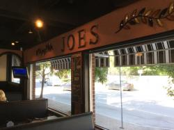 A number of classmates enjoyed dinner at Joe's on Buffalo St. on Thursday, July 16.